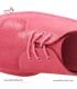 کفش چرم میکل Micle (صورتی تیره براق پولکی)