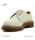 کفش چرم میکل Micle (سبز روشن 3d)