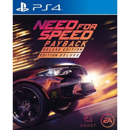 بازی Need for speed PaY Back برای Ps4