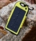 پاوربانک خورشیدی چراغدار 5000 میلیآمپری مدل ES500