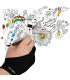 دستکش 2انگشتی قلم نوری مدل AC 01 Drawing Glove برند XP-PEN
