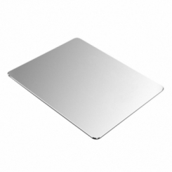 ماوس پد مدل Metal Aluminum Mouse Pad Mat Smooth Magic Ultra Thin Mouse Mat Gaming Mouse Pad Mouse Mat Waterproof