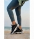 کتانی اسپرت ورزشی زنانه برند نایکی رنگ مشکی Nike Sport Shoes Woman