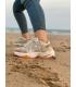 کفش اسپرت زنانه برند نایکی رنگ طوسی Nike Sport Shoes Woman