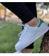 کفش اسپرت ورزشی زنانه آدیداس رنگ سفید و سبز Adidas Sport Shoes Woman