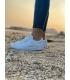 کتانی اسپرت ورزشی زنانه آدیداس رنگ سفید Adidas Sport Shoes Woman