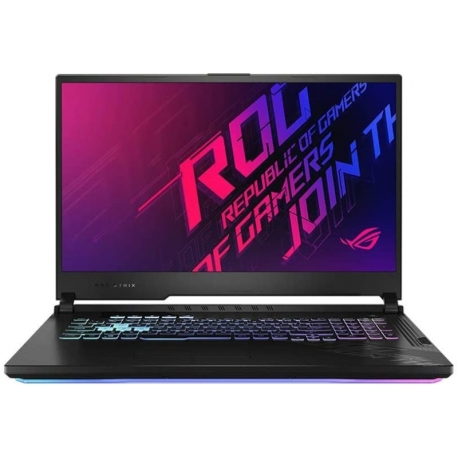 لپ تاپ ایسوس مدل ROG Strix G15 G512LU-HN161T- Intel i7-10750H- 2.6 GHz-16 GB RAM-1TB-1660Ti-15.6 inches