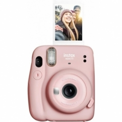 دوربین چاپ فوری مدل Fujifilm 16654774 Instax Mini 11 Instant Camera - Blush Pink