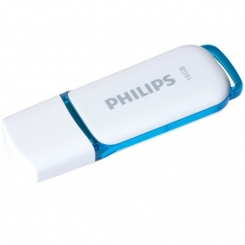 فلش مموری Philips Snow 16GB Flash Memory