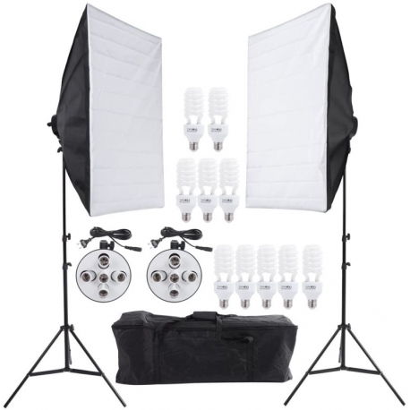 کیت روشنایی Andoer Photo Studio Lighting