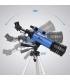 تلسکوپ 70 میلی متری دیافراگم + کوله پشتی