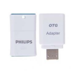 فلش مموری PHILIPS PICO 16GB OTG