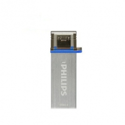 فلش مموری FLASH PHILIPS MONO 16GB USB3 OTG