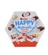 شکلات kinder HAPPY moments