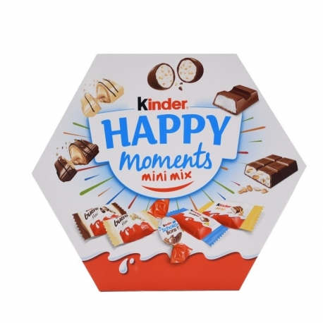 شکلات kinder HAPPY moments