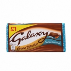 شکلات GaLaxy Salted Caramel