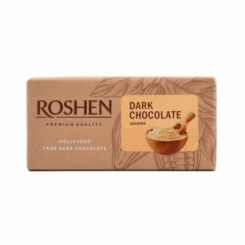 شکلات ROSHEN dark chocolate