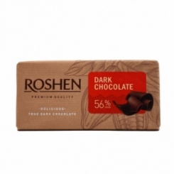 شکلات تلخ ROSHEN dark chocolate