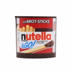 شکلات بسکوییتی نوتلا گو mit BROT-STICKS