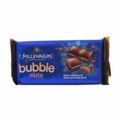 شکلات مغزدار MILLENNIUM bubble nut
