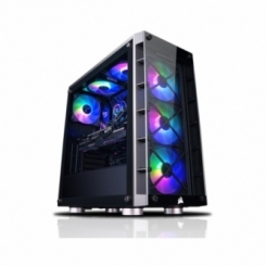 سیستم گیمینگ مدل Intel i5 10600KF Colorfil iGame Geforce RTX2060 RAM Corsair D4 16G 3200 Western Digital SN550 500G SSD+1TB HDD