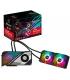 کارت گرافیک ایسوس مدل ASUS ROG STRIX LC RX6800XT O16G GAMING | سیستم خنککننده آبی | 65 مگاهش