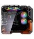 کامپیوتر دسکتاپ کوگر با پردازنده intel i9 10900K گرافیک ASUS ROG STRIX RTX 3090 24G رم 32GB   هارد Samsung 980 Pro 2TB