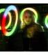 رینگ لایت (نورثابت) 18 اینچی اچ کیو مدل HQ18 RGB light