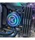 کامپیوتر دسکتاپ ایسوس با پردازنده intel i7 11700K کارت گرافیک ASUS TUF RTX3070 8G | رم 16GB| هارد Western Digital SN550 500GB