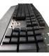 کیبورد گیمینگ ایپاسون مدل Ipason PS-K313 RGB با مکانیکال قهوه ای