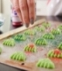 تمبرزن پخت و پز و شیرینی Pieces Preferred Press Cookie Press with Cookie Stamp, Multi-Colour Wilton