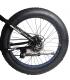 دوچرخه برقی مدل 2021 رینگ معمولی فولادی تیوپلس برند BENZ   ترمز دیسکی   کیلومتر دیجیتالی   باطری لیتیومی 12 وات 48 آمپر