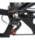دوچرخه برقی مدل 2021 رینگ سوپر اسپرت فولادی تیوپلس برند BMW   ترمز دیسکی   کیلومتر دیجیتالی   باطری لیتیومی 12 وات 48 آمپر