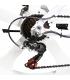 دوچرخه برقی مدل 2021 رینگ سوپر اسپرت فولادی تیوپلس برند BENZ | ترمز دیسکی | کیلومتر دیجیتالی | باطری لیتیومی 12 وات 48 آمپر