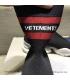 کفش کتانی وتمنتس vetements
